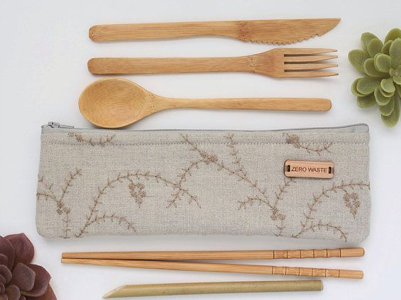 bamboo cutlery 2